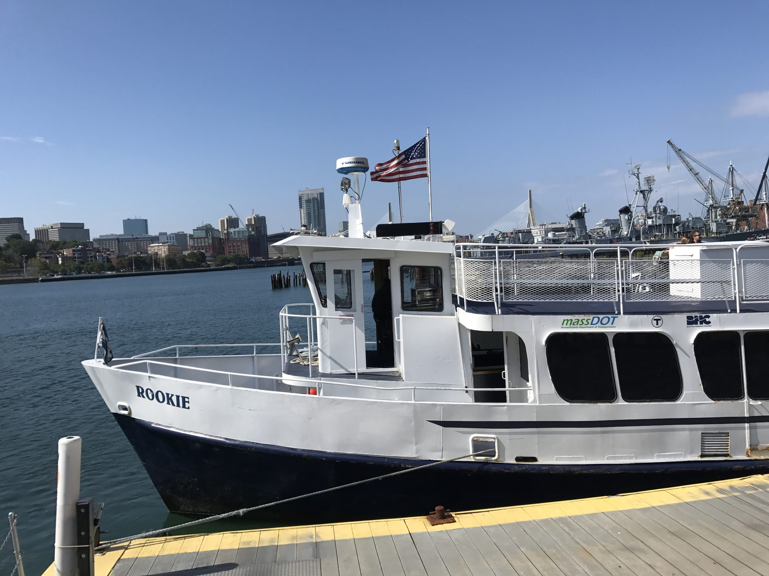 Charlestown MA Condo Apartment for sale Navy Yard Shuttle boat downtown Boston